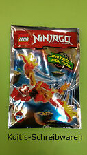 Lego® Ninjago™  Kai´s Drache als Limited Edition Minifiguren Neu & OVP