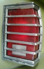1977 Pontiac Catalina RH Passenger Side Tail Lamp Assembly - Used OEM