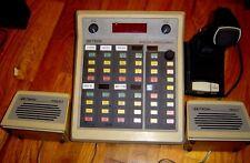 Zetron 4016 Dispatch Console With Speaker Desk Mic