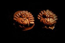 Turkey Set Bird=  Flexible Push Silicone Mold-Cake Cookie Crafts Cupcake Candy