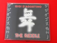 Gigi D'Agostino - The Riddle, EP Musik CD, Dance & Electronic New Wave ~082