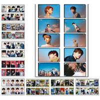 10PCS KPOP Stray Kids HD Sticky Photo Card Stickers LOMO Cards Inexpensive V*li