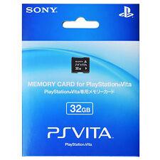 New Sony PS VITA 32GB Memory Card Gaming Playstation PSV PCH-Z321 Games L012