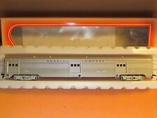 READING COMPANY BAGGAGE CAR # 10 CORRUGATED SIDE PASSENGER CAR BY  IHC. NEW