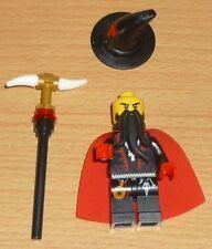 Lego Ritter 1 Hexenmeister mit Zubehör