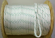 9/16 X 300 Double Braided Polyester Cable Pulling Rope Made USA (NEW)