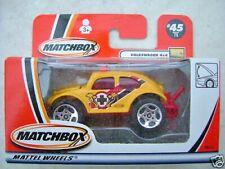 Matchbox Volkswagen Beetle 4x4 - yellow