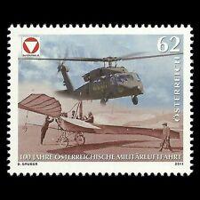 Austria 2011 - 100th Anniversary of Austrian Military Aviation - Sc 2326 Mnh