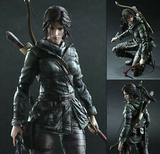 Square Enix Play Arts Kai Rise of the Tomb Raider: Lara Croft figure Figurine