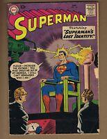 Superman 126 (FRG) DC Comics 1959, Silver Age, complete comic book (c#00180)