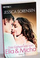 Jessica Sorensen - Das Geheimnis von ELLA & MICHA - Roman