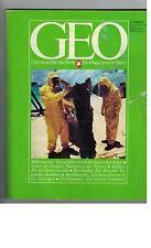 Geo - Das neue Bild der Erde Nr. 11 - 1978