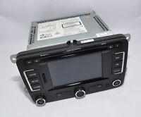 GPS Navigationsgerät Radio Amundsen Plus 3T0035192E Octavia Original ANATEL