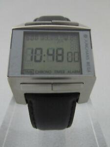 Junghans Mega 1000 Radio Controlled Digital,HAU, sehr guter Zustand!!