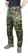 British DPM Camouflage BDU Trousers - All Sizes Military Army Pants Camo New