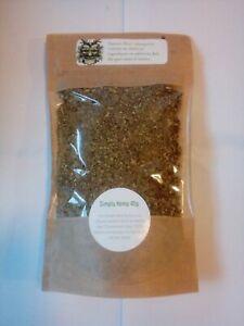 Organic Loose Leaf Hemp Tea 40g