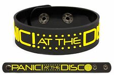 PANIC AT THE DISCO Rubber Bracelet Wristband Death of a Bachelor