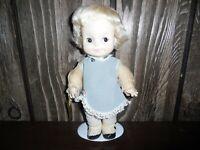 Vintage 1966 Effanbee (Half) Pint Girl Doll w/Tag