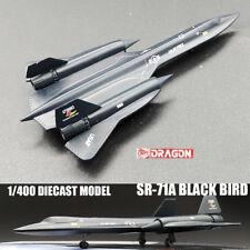 DRAGON SR-71A BLACK BIRD 1/400 diecast  plane model aircraft