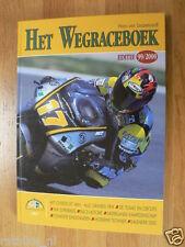 HET WEGRACEBOEK 1999-2000 MOTO GO RESULTS,COVER J VD GOORBERGHMZ,JAWA CZ HISTORY