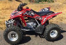 TRX250EX Graphics kit for Honda ATV 2006 - 2017 #2500RED