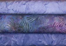Batik Stashbuilder Set GU- Three Purple Anthology & Michael Miller Fat Quarters