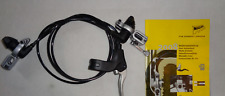 NOS Magura HS 11 Hydraulic Rim Brake Rear HS11 Trial brake Trekking