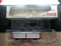 PIKO 54411 Schiebeplanwagen Hbis 294 DB H0 Neu