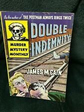 James Cain Double Indemnity - Avon Murder Mystery Monthly #16 Pbo - 1943