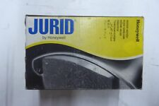 BRAND NEW JURID FRONT BRAKE PADS 100.05580 / D558 FITS VEHICLES LISTED ON CHART