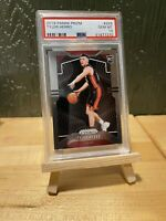 TYLER HERRO RC 2019-20 PANINI PRIZM ROOKIE CARD #259 PSA 10 GEM MINT HEAT