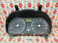 10 11 HYUNDAI ACCENT A/T MPH INSTRUMENT CLUSTER SPEEDOMETER 94009-1E262 120K OEM