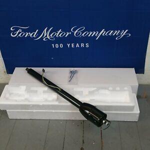 1965 - 1966 Ford Galaxie 32 Black Tilt Steering Column No Key Floor Shift auto