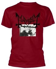 Mayhem 'Deathcrush' T-Shirt (S - XXL) - NEW & OFFICIAL!