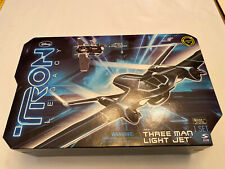 Spin Master Disney Series 2 Tron Legacy Three Man Light Jet