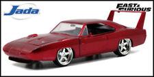 Articoli di modellismo statico rossi marca Jada Toys serie Fast & Furious