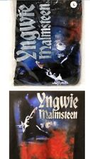 NEW OLD STOCK Yngwie Malmsteen Tour Shirt Large 100% Genuine Vintage SOFT FEEL