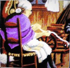 SPINNING ~ NEW Counted Cross Stitch KIT ~ #ML103