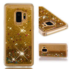 NEW2018 Full Wrap Soft Liquid Glitter Quicksand TPU Case Cover For Android Phone