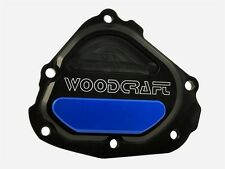 YAMAHA R1 2004-2008 WOODCRAFT RIGHT SIDE OIL PUMP ENGINE COVER WITH SKID PAD