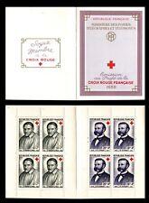 CARNET Croix Rouge 1958, Neufs * SG = Cote 38 € / Lot Timbres France