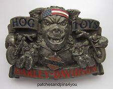 Harley Davidson HOG TOYS H-411 Baron Belt Buckle