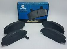 Disc Brake Pad Set Front NAPA/RAYLOC SAFETY STOP-RSS fits 92-93 Honda Prelude