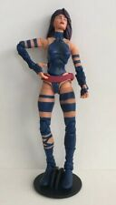 Toybiz Marvel Legends Psylocke Figure Xmen Mojo Baf Wave