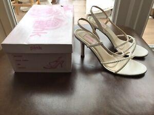 Sling Back Sandals / Shoes