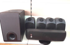 B&W LM1 Sistema Diffusori Home Theatre 5.1 100 watt