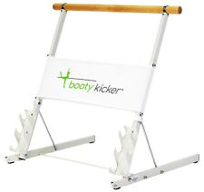 Booty Kicker - The Portable Storable Affordable Home Exercise Barre