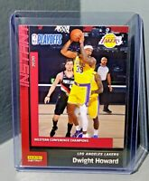 Dwight Howard 2019-2020 Panini NBA Instant Lakers #241 Basketball Card 1 of 340