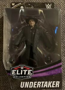 WWE Undertaker Elite Series 79 Collectors Edition 30th Anniversary Mattel