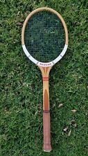 3 Vintage Wood Rackets
